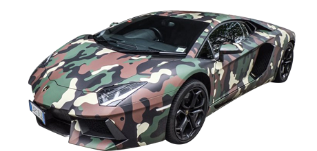 Camouflage Wraps